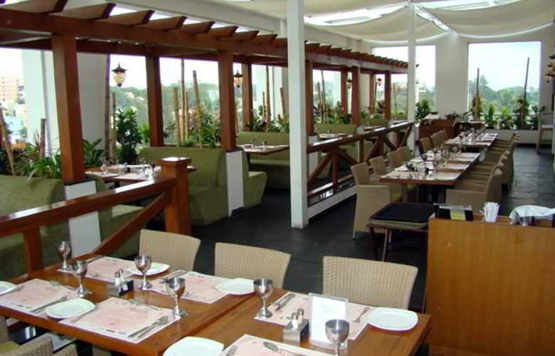 Aurick Hotel - Restaurant - 25