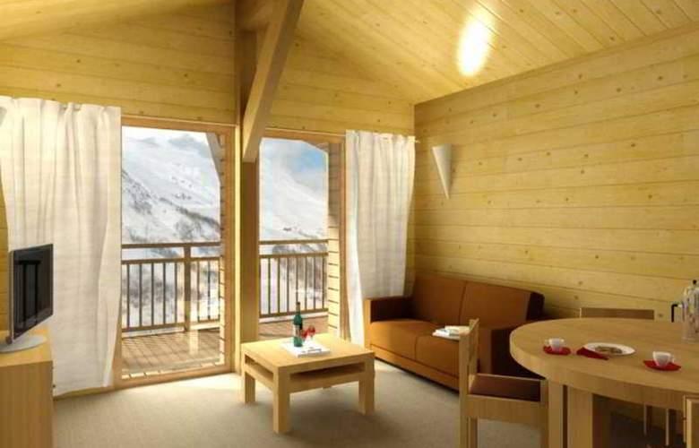 Chalet Du Mont Vallon Spa Resort - Room - 0