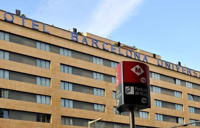Barcelona Universal - Hotel - 9