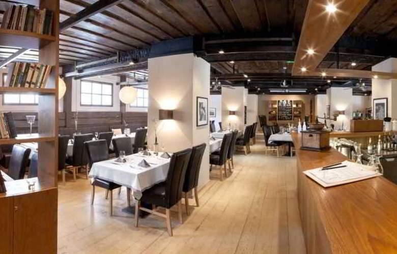 Kreutzwald Hotel Tallinn - Restaurant - 17