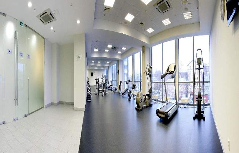 Holiday Inn Moskovskye Vorota - Sport - 6