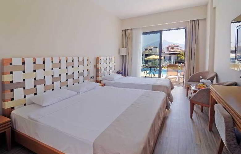 Jiva Beach Resort Fethiye - Room - 9