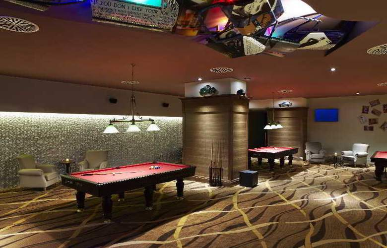 Istanbul Gonen Hotel - Sport - 14