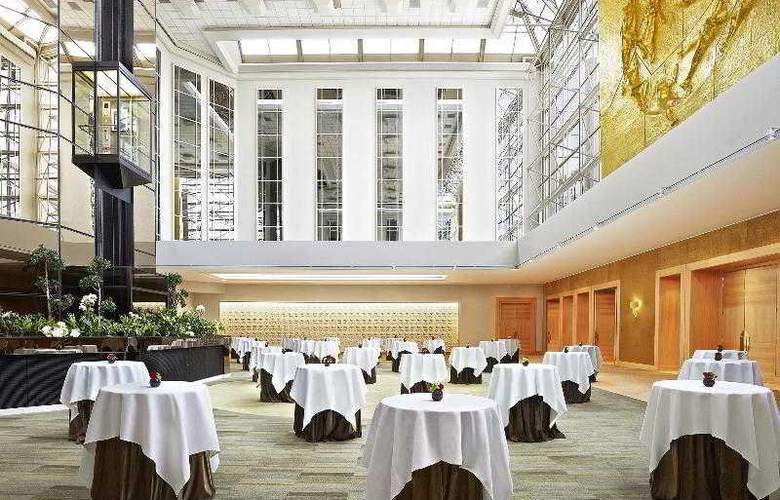 Sheraton Brussels Airport - Hotel - 1