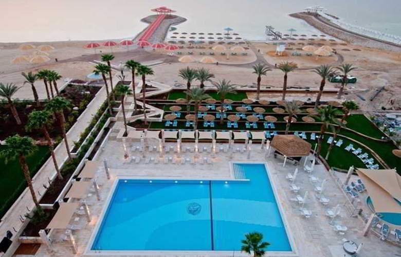 Herods Dead Sea - Pool - 3