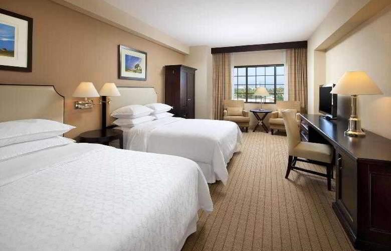 Sheraton Garden Grove Anaheim South - Hotel - 13