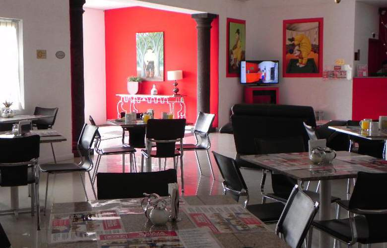Hotel Zar Queretaro - Restaurant - 20