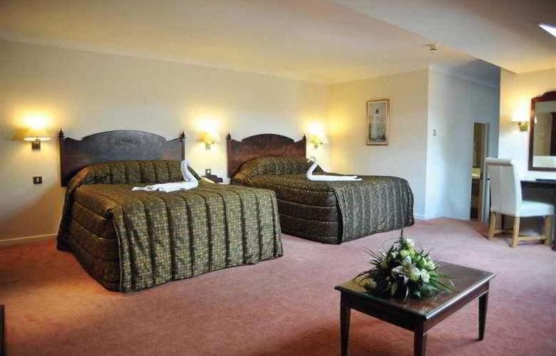 Best Western Bentley Leisure Club Hotel & Spa - Hotel - 63