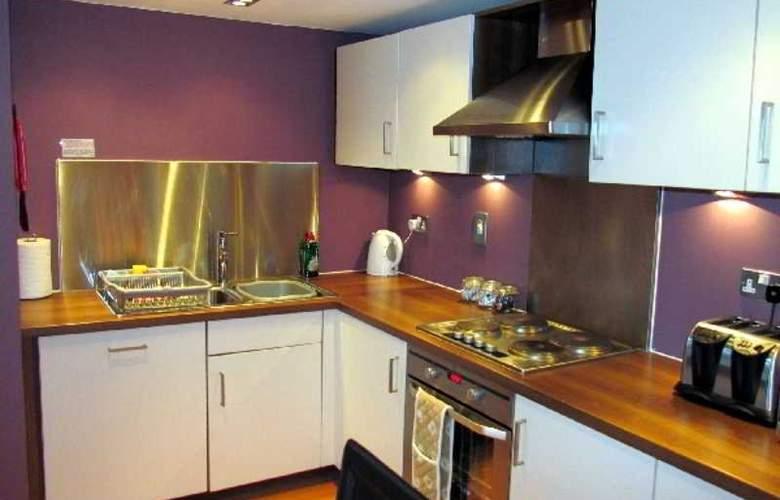 Hot-el-apartments Edinburgh Waterfront - Room - 9