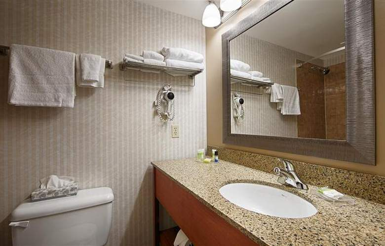 Best Western Glengarry Hotel - Room - 80