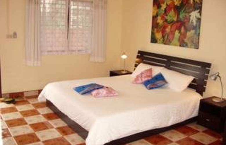 Gay Hostal Puerta del Sol Phuket - Room - 7