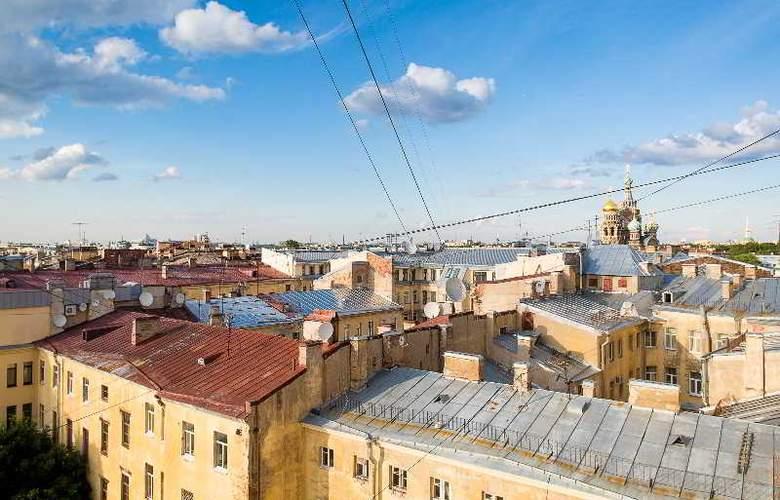 Nevsky Sky Hotel - Hotel - 0