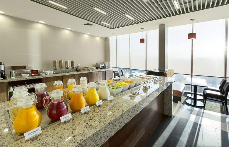 Hyatt Place Santiago/Vitacura - Meals - 18