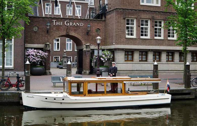 Sofitel Amsterdam The Grand - Hotel - 76
