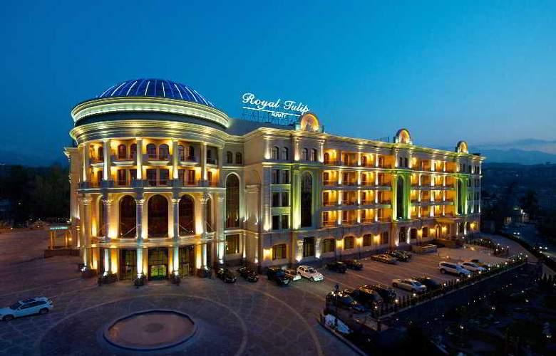 Royal Tulip Almaty - Hotel - 3
