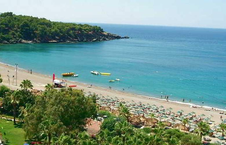 Justiniano Club Alanya - Beach - 8