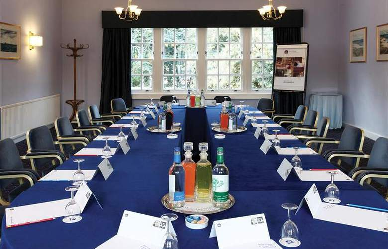 Best Western Kings Manor Hotel - Conference - 219