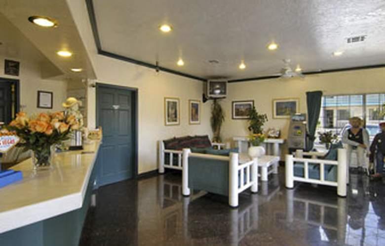 Ambassador Strip Inn Travelodge - Hotel - 0