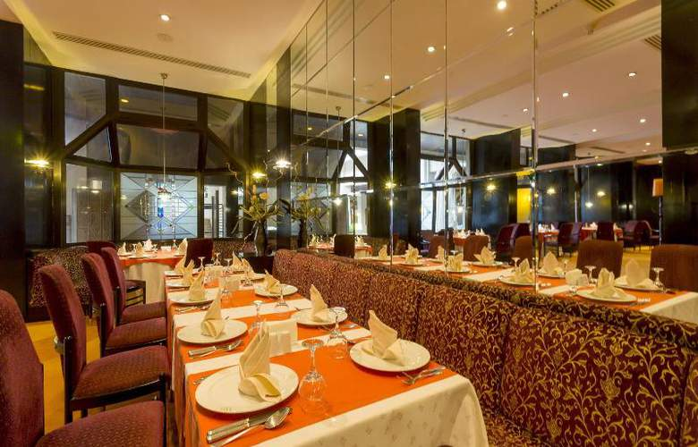 Ozkaymak Falez - Restaurant - 32