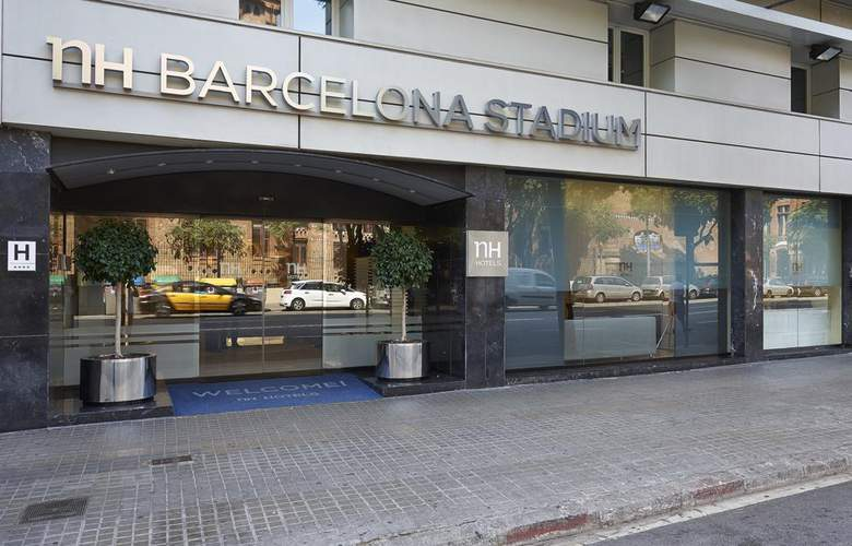 NH Barcelona Stadium - Hotel - 0