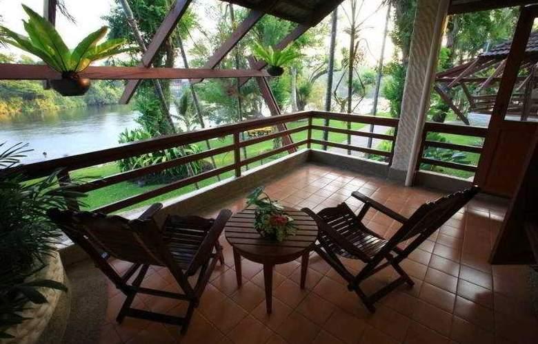 Felix River Kwai Resort - Terrace - 7