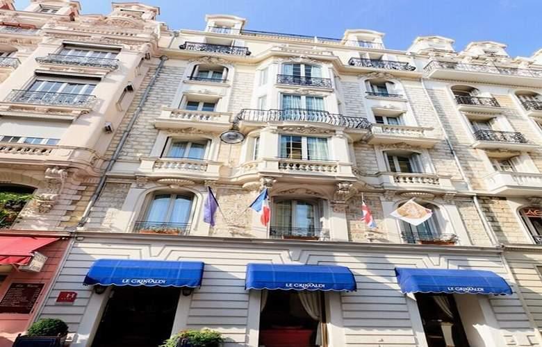 Le Grimaldi - Hotel - 0