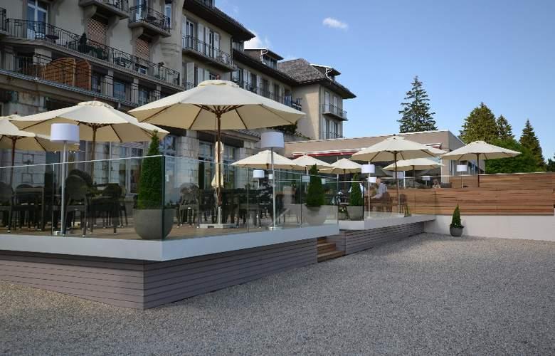 Grand Hotel Des Rasses - Hotel - 10