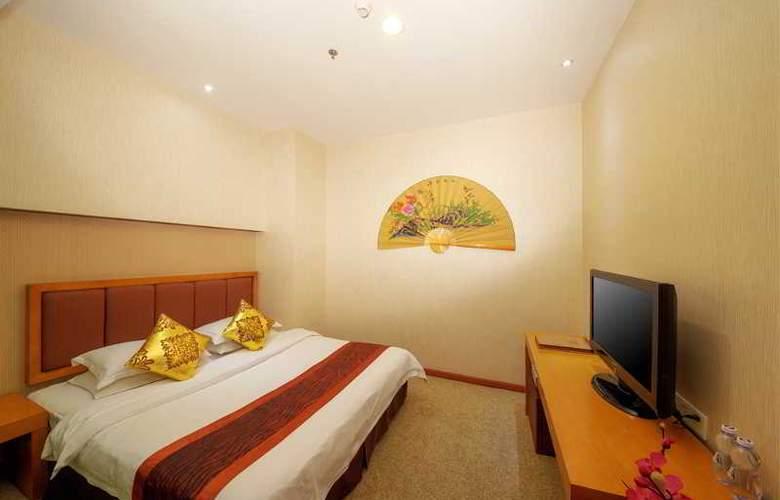 Euro Garden Hotel Guangzhou - Room - 17