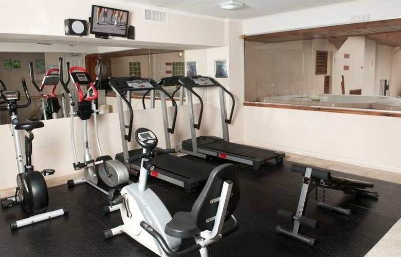 Ker Recoleta Hotel & Spa - Sport - 11