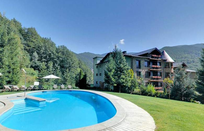 Abba Xalet Suites - Pool - 3