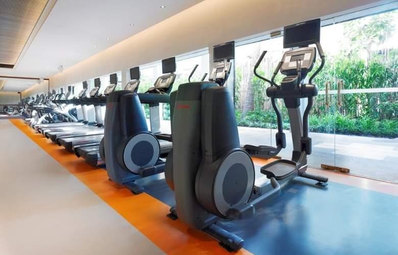 Anantara Bangkok Riverside Resort and Spa - Sport - 12