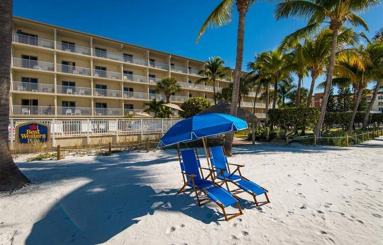 Best Western Plus Beach Resort - Beach - 295