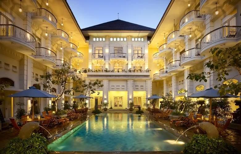 The Phoenix Hotel Yogyakarta MGallery by Sofitel - Hotel - 9