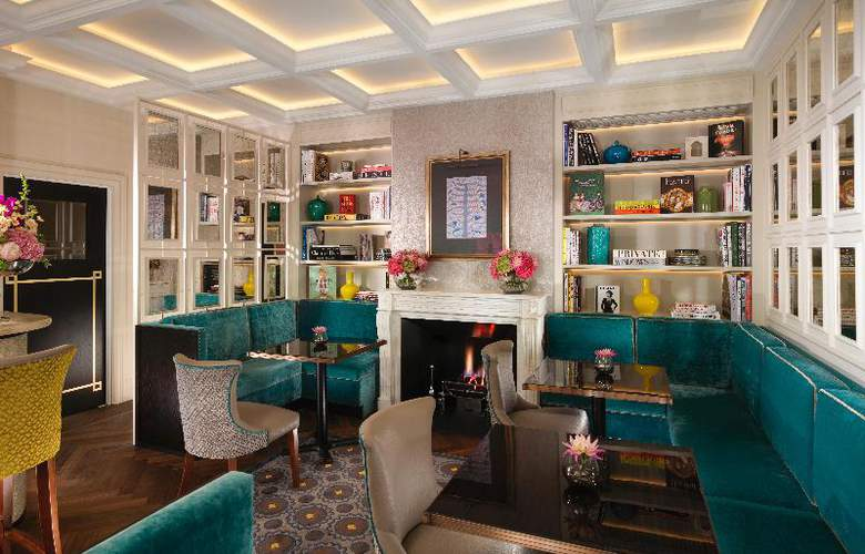 Flemings Hotel, Mayfair - Restaurant - 17