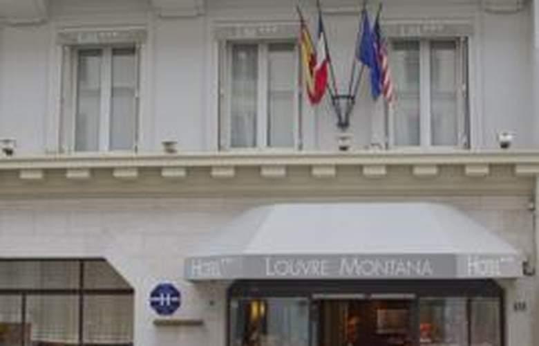 EMERAUDE HOTEL LOUVRE MONTANA - Hotel - 0