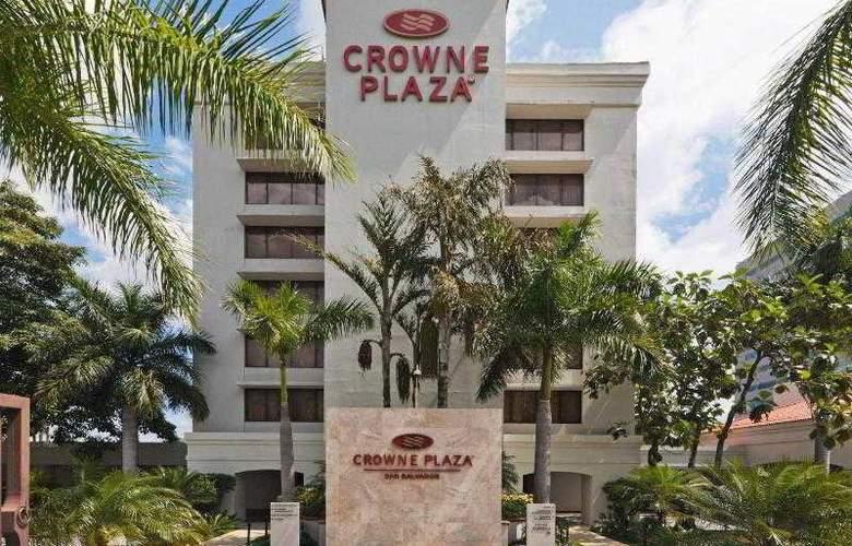 Crowne Plaza San Salvador - Hotel - 15