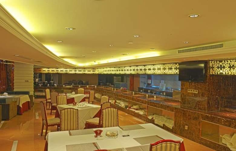 Morgan International - Restaurant - 3