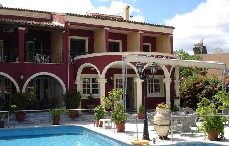 Omiros Hotel - Hotel - 0