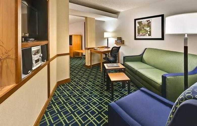 Fairfield Inn & Suites Reno Sparks - Hotel - 7