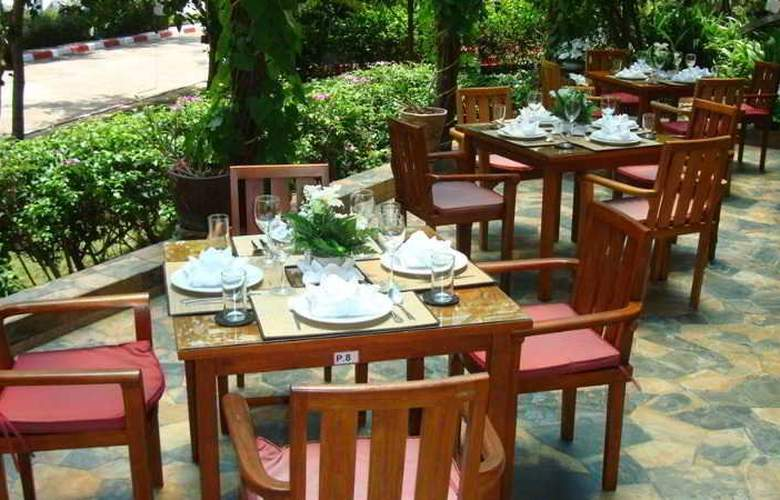 Tropical Beach Resort Rayong - Restaurant - 30