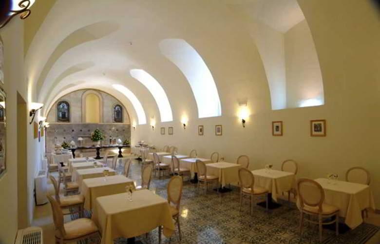 San Paolo Al Convento - Restaurant - 3