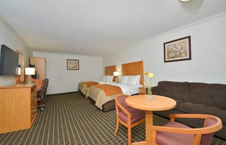 Comfort Inn Near Old Town Pasadena - Room - 9