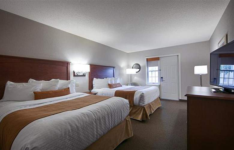 Best Western Glengarry Hotel - Room - 82