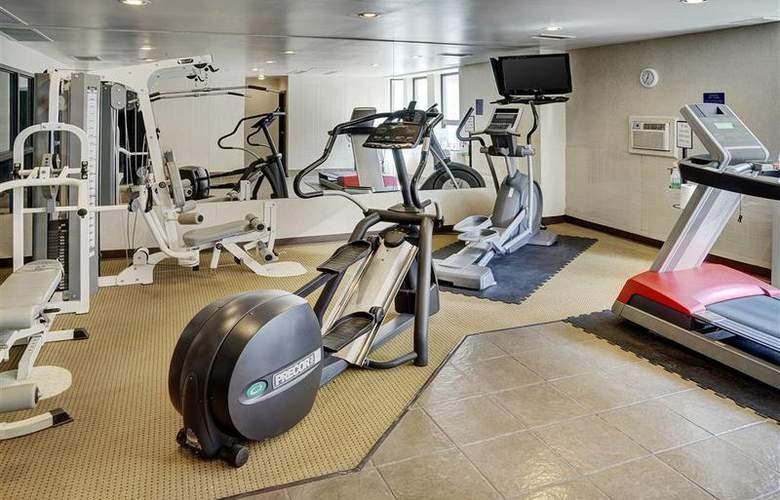 Coast West Edmonton Hotel & Conference Centre - Sport - 6