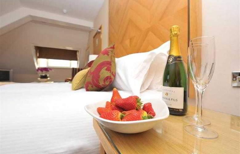 Best Western Homestead Court - Hotel - 13