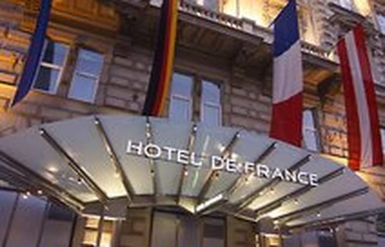 De France Vienna - Hotel - 0
