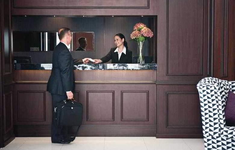 Best Western Mornington Hotel London Hyde Park - Hotel - 43