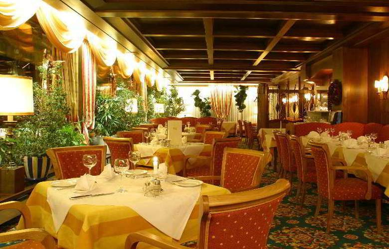Sporthotel St. Anton - Restaurant - 3