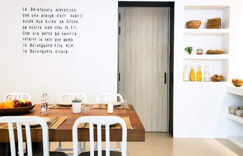HM Balanguera - Restaurant - 29
