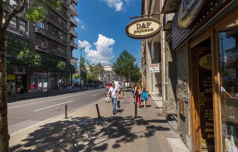Studio DORCOL SATIN - Hotel - 24